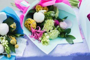 Afscheidscadeau bloemen