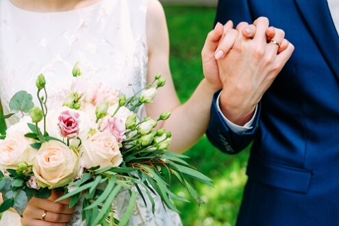 Een collega gaat trouwen